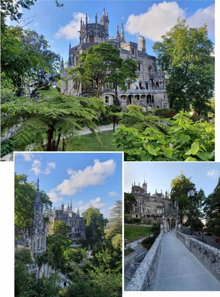 Palace of Quinta da Regaleira