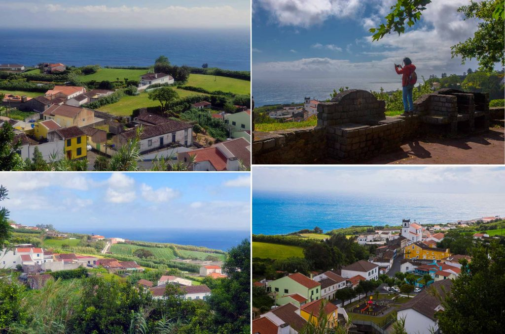 Miradouro do Pico (co-ordinates: 37.804251, -25.786345)
