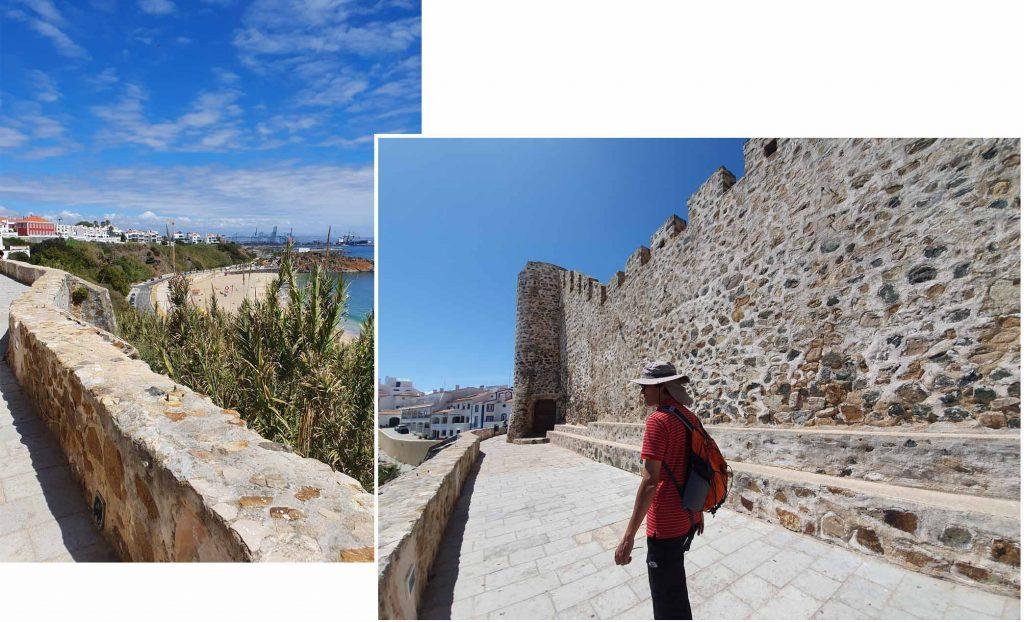 Castle of Sines