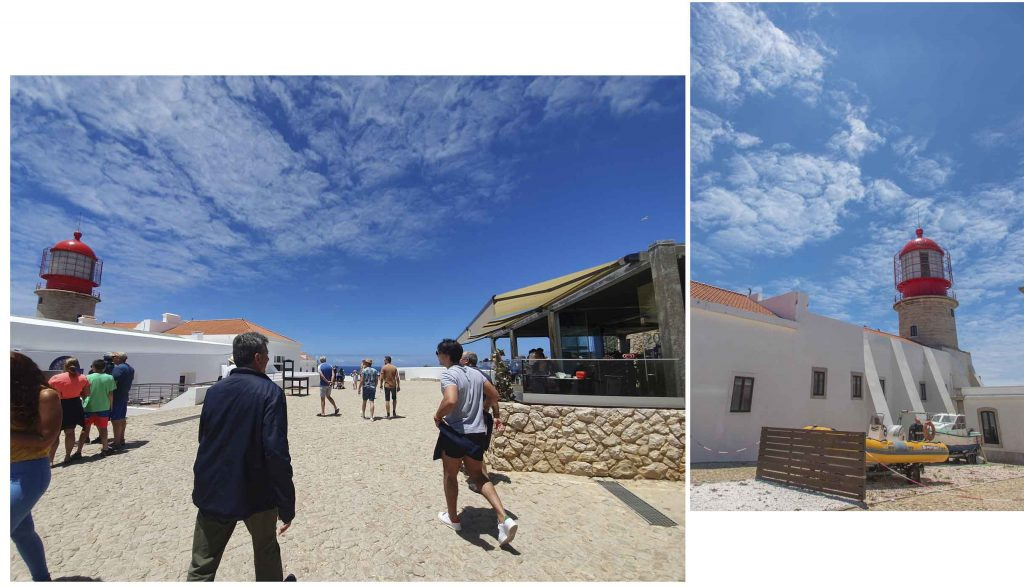 Lighthouse of Cabo de São Vicente