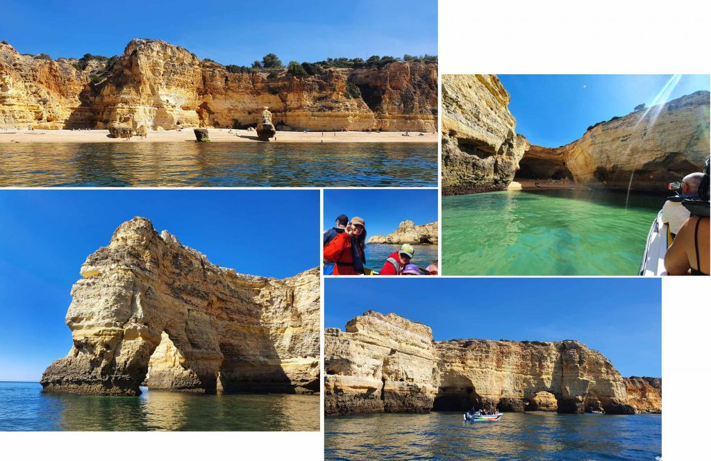 Marinha Beach and Coast