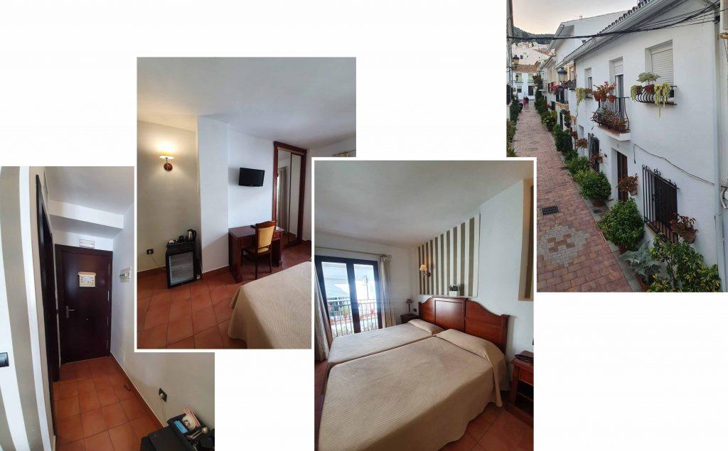 Our room at La Posada Hotel