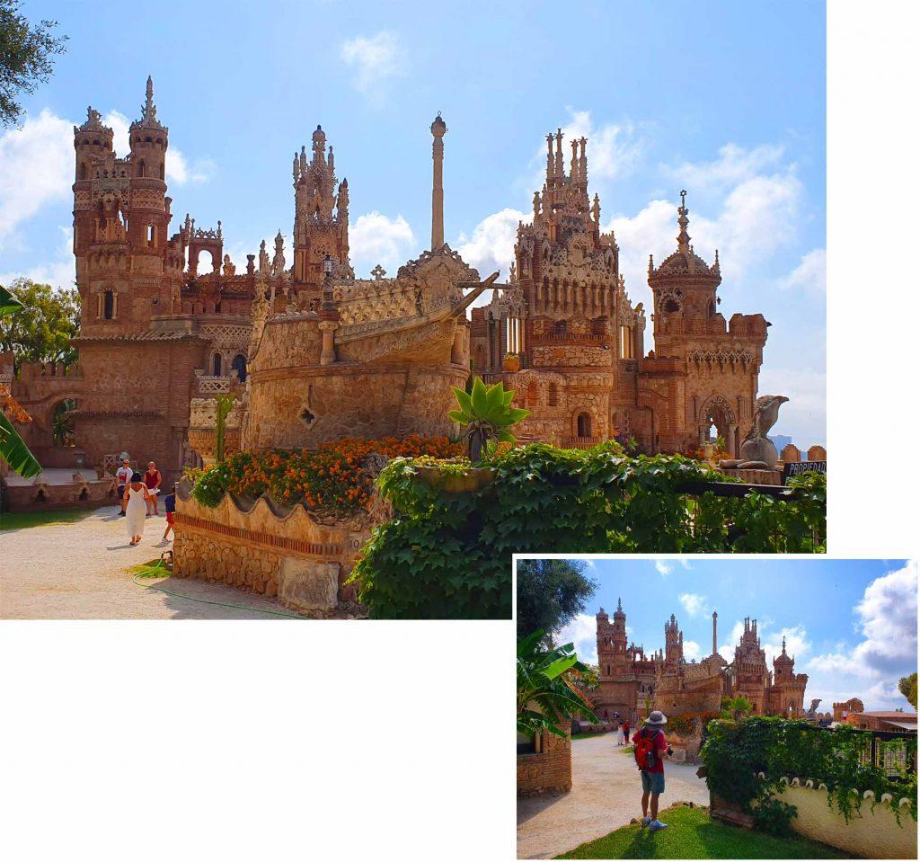 Colomares Castle