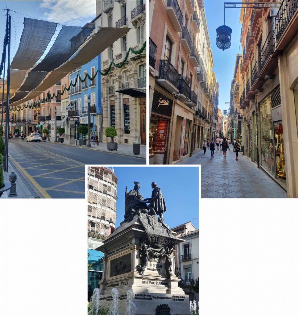 Streets of Granada Town Center