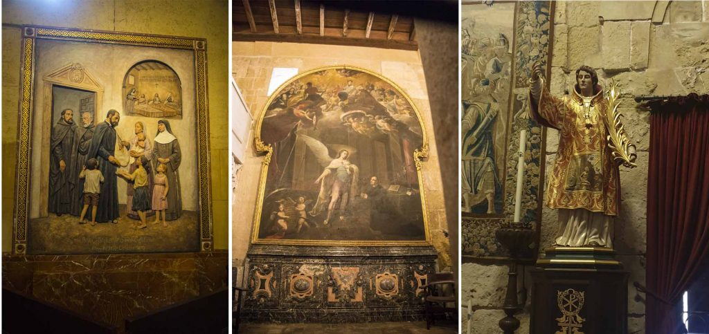 """Treasures"" in Mesquita - Catedras de Corboda"