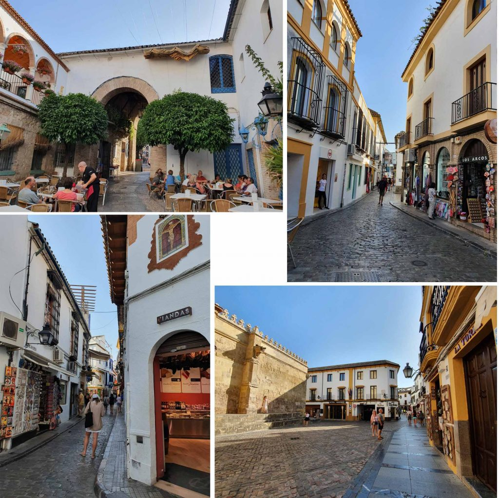 Old town of Cordoba