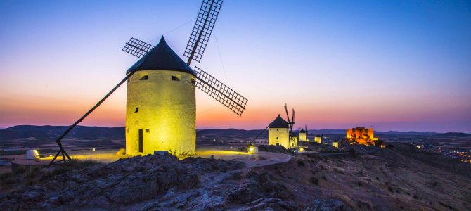 Day 40: Consuegra