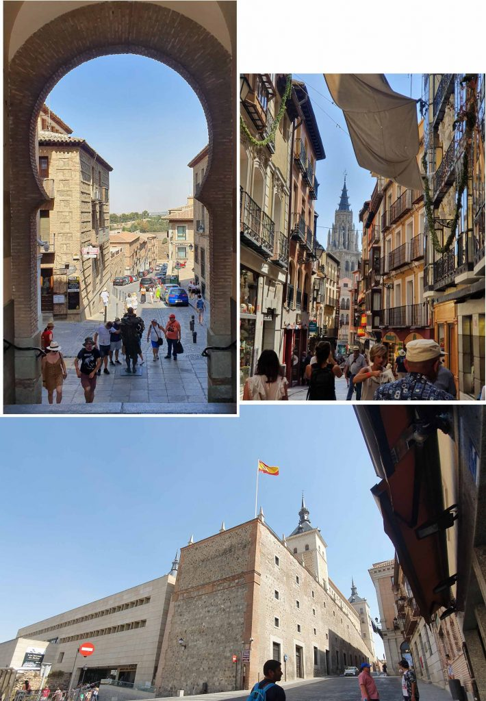 The fascinating streets of Toledo