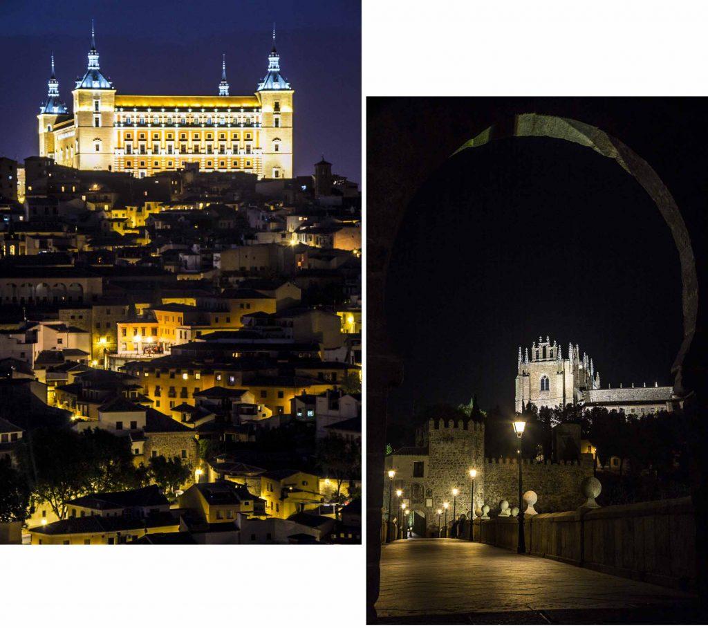 Alcazar of Toledo and Monasterio de San Juan de los Reyes