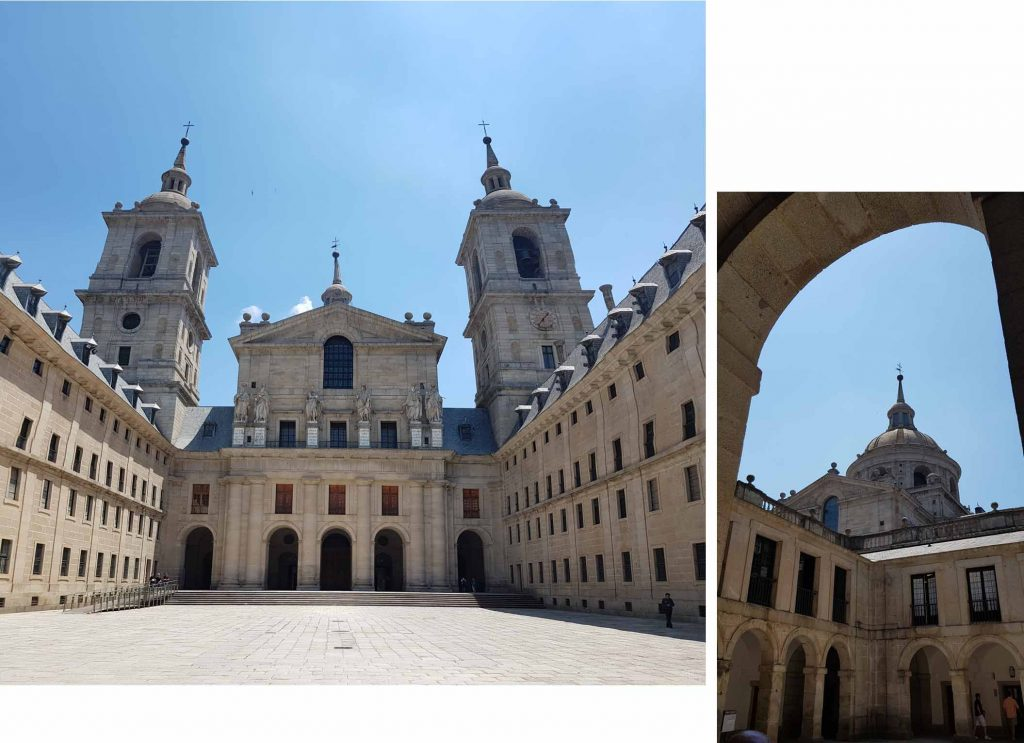 Compound of Monastery El Escorial