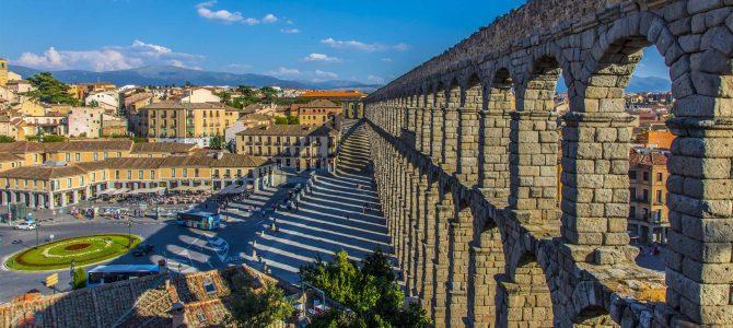 Day 44: El Escorial & Segovia