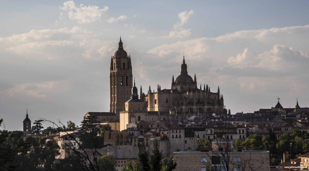 Catedral of Segovia