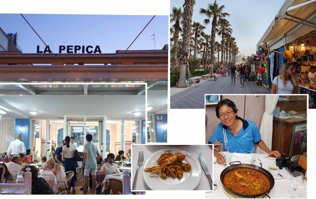 La Pepica - Paella Restaurant