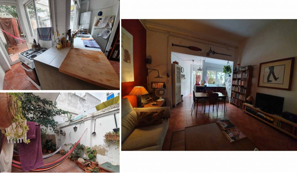 Our Airbnb stay at Valencia