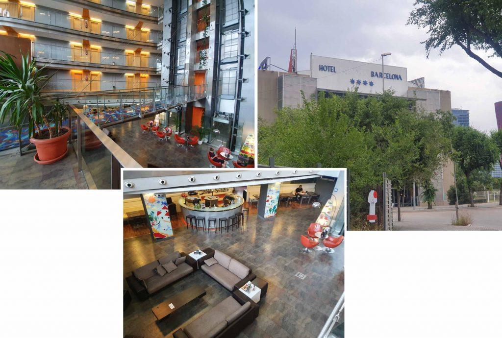 EuroHotel Barcelona Gran Via Fira