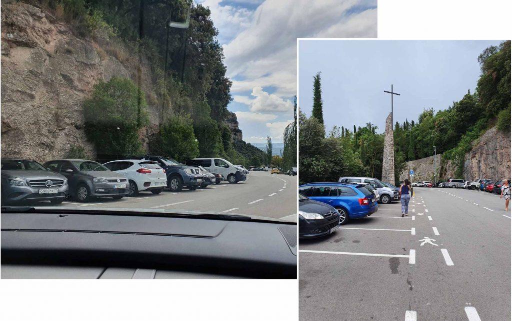 Public Parking at Montserrat