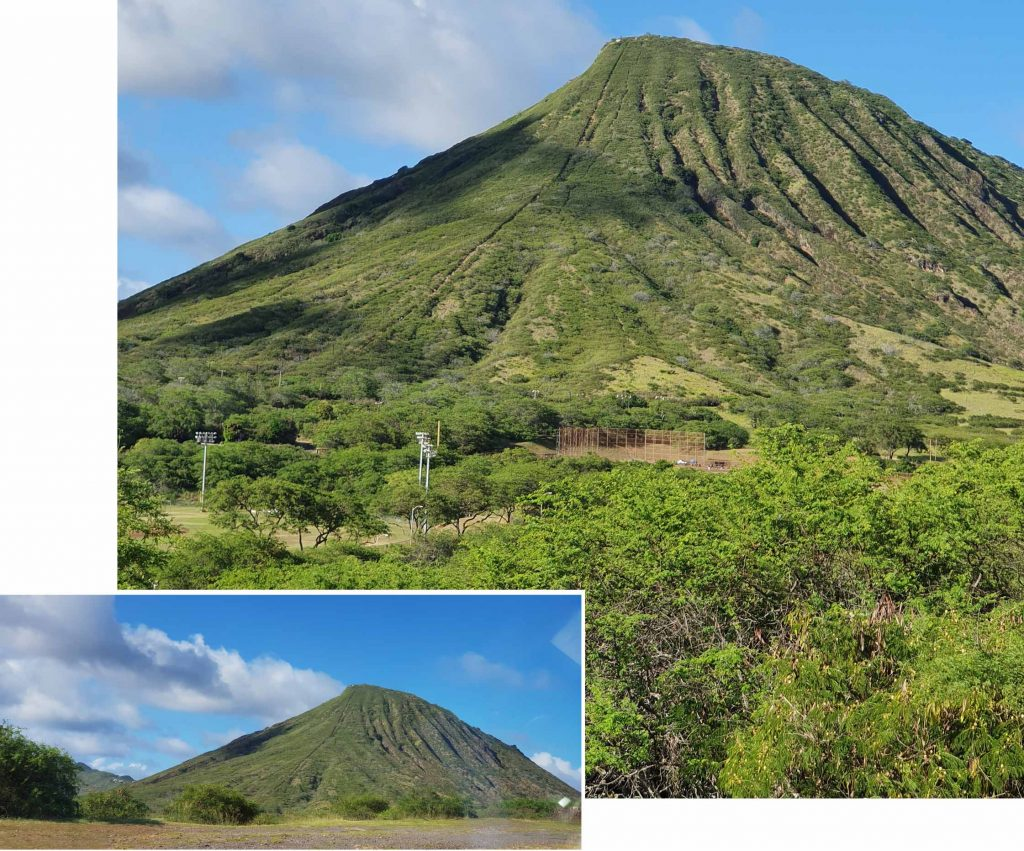 Koko Head/crater