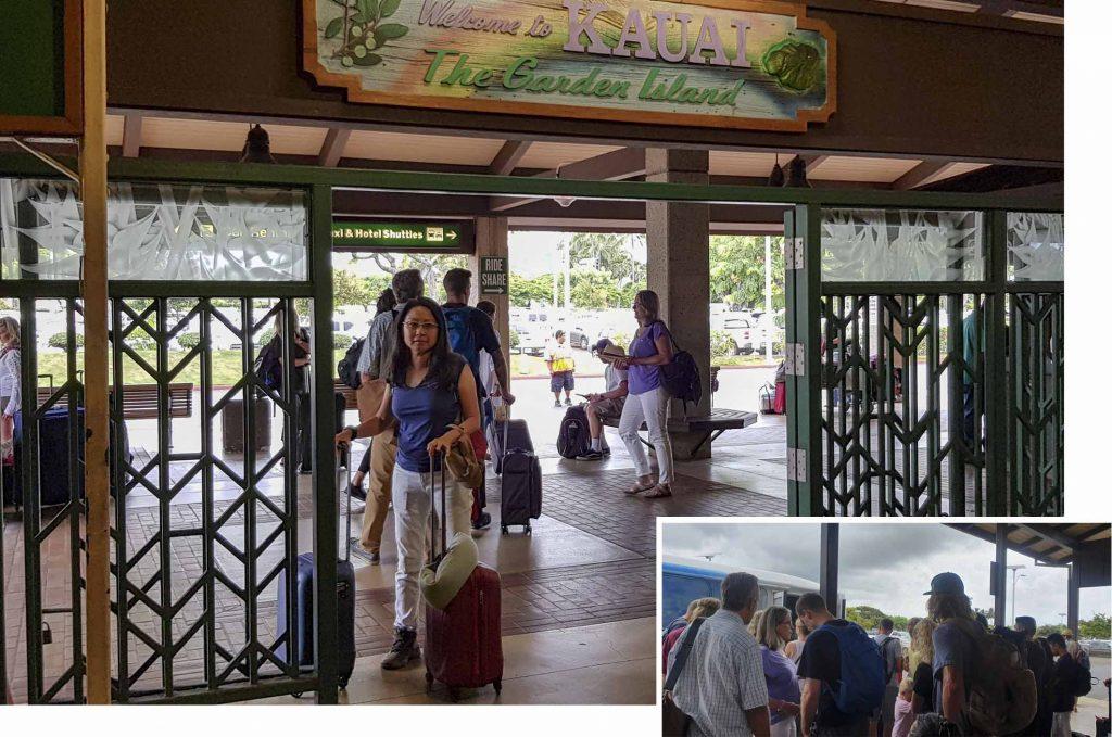 Lihue Airport at Kauai
