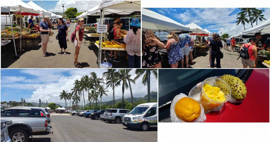 Farmers' market at Coconut Market Place