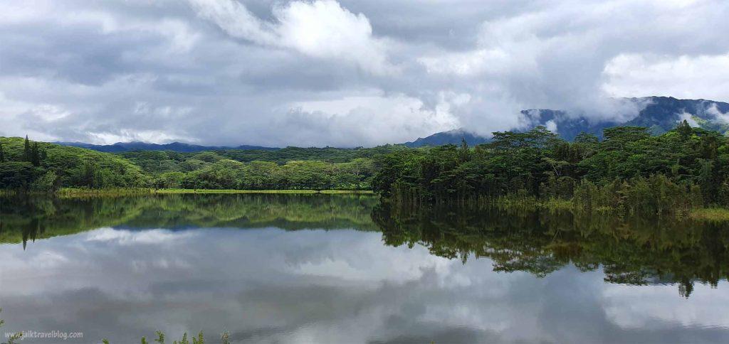 Wailua Reservoir