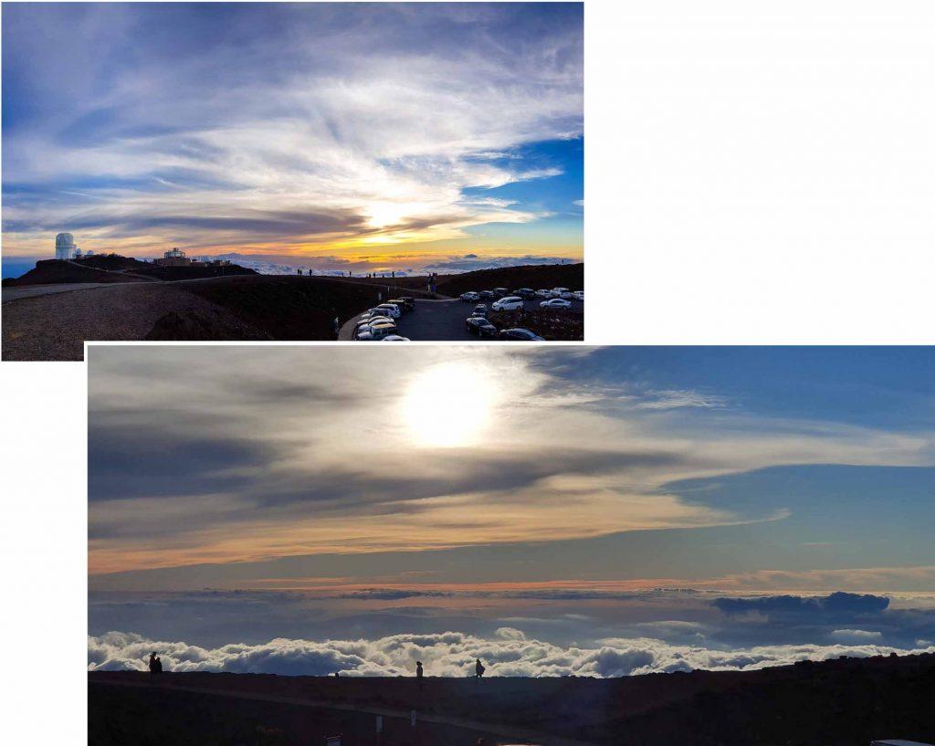 Red Hill at Haleakala Summit
