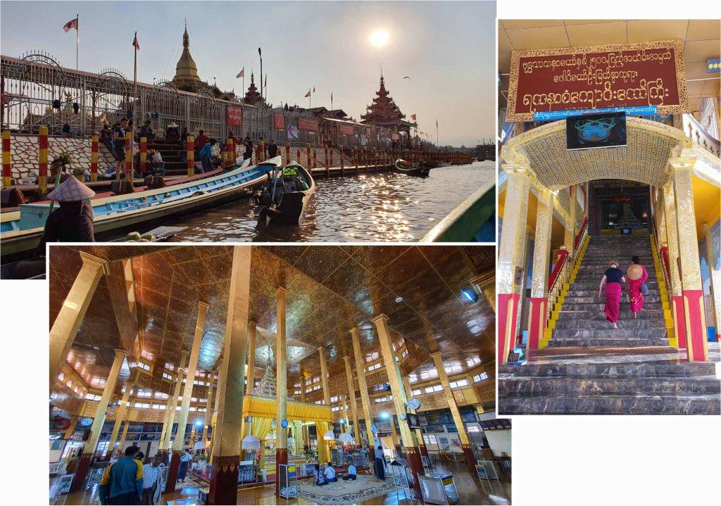 Phaung Daw Oo Paya Pagoda