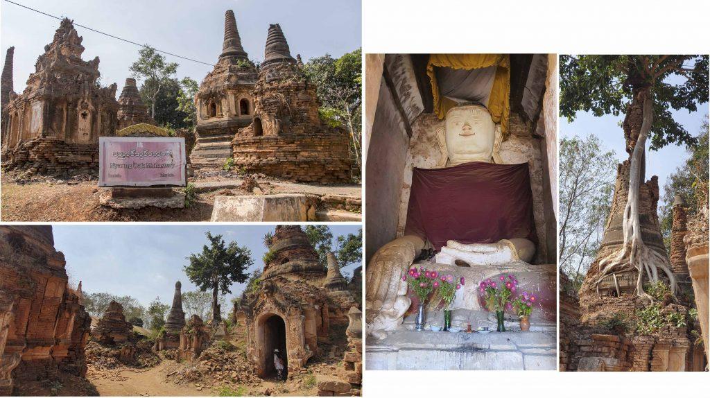 Nyaung Ohak Pagodas