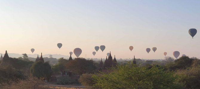 Day 4 & 5: Bagan