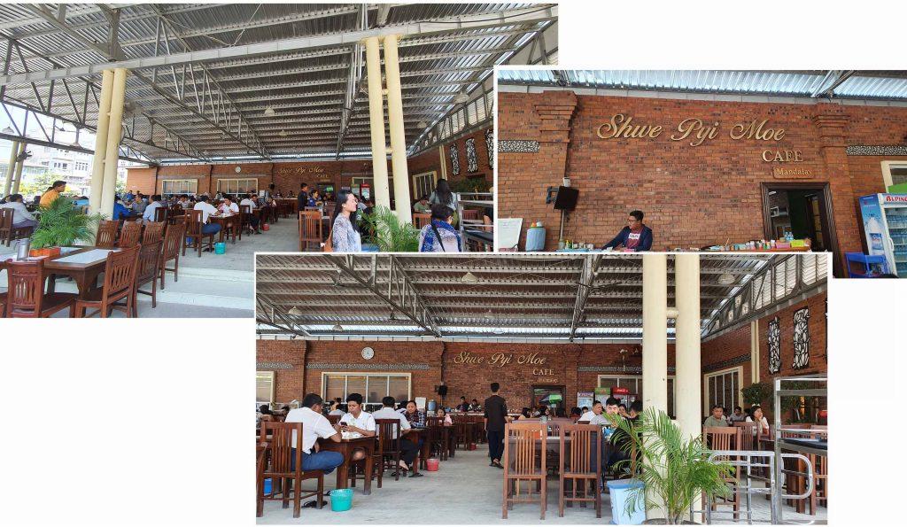 Shwe Pyi Moe Cafe