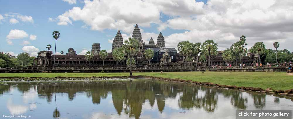 World Heritage – Angkor