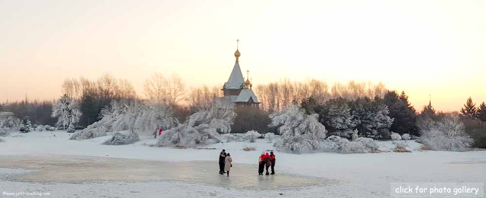Winter in Harbin