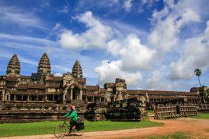 East Entrance Angkor Wat