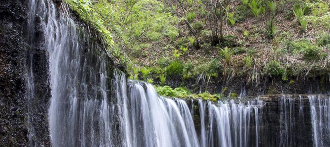 Day 12: Shiraito Falls & Karuizawa Stone Church