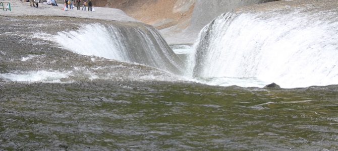 Day 10: Fukiware Falls, Kegon Falls and Nikko Shrine