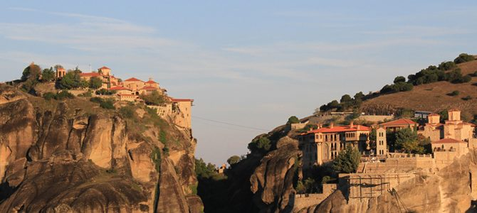 Day 19: Meteora, Trikala, Lake Plastira