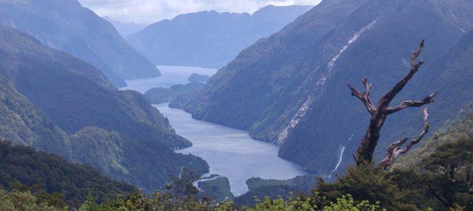 Day 10: Doubtful Sound (Fiordland)