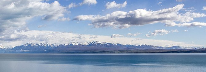 Day 16: Lake Pukaki, Mount Cook & Lake Tekapo