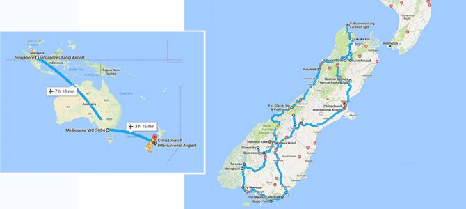 Summer in New Zealand – South Island Summed Up