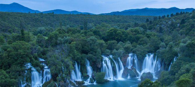 Day 12: Bosnia & Herzegovina – Kravica Falls