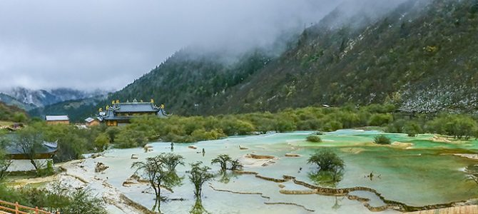 Day 2: Exploring HuangLong