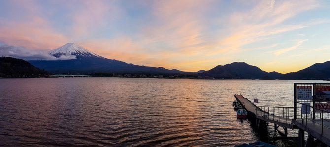 Day 12: Narai Post Town & Kawaguchi Lake