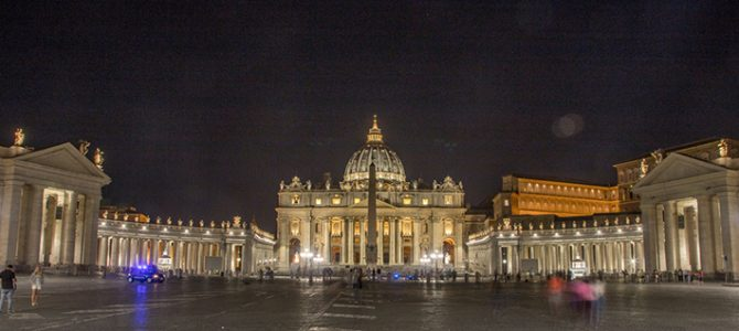 Day 15, 16, & 17: Rome