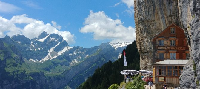 Day 1 & 2: Appenzell