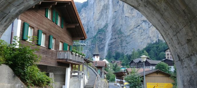 Day 7 & 8: Lauterbrunnen