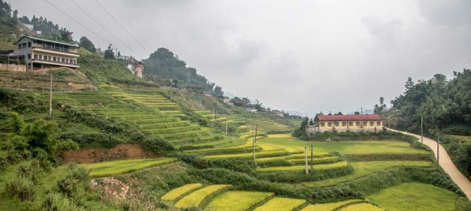 Day 4: Sapa – Cat Cat Village