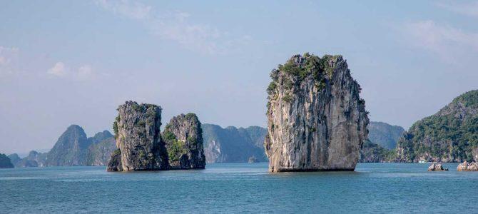 Day 11, 12 & 13: Halong Bay Cruise
