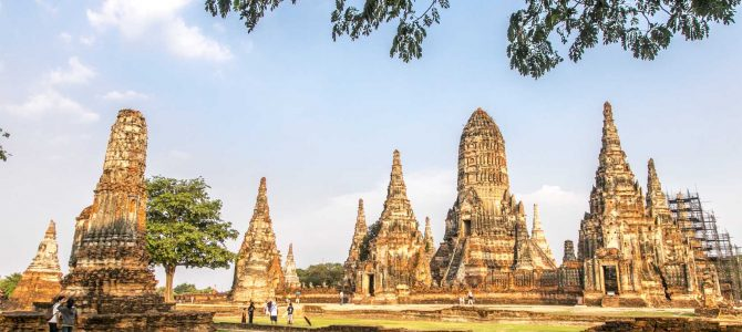 Day 6: Ayutthaya Historical Park