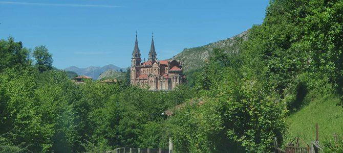 Day 10 & 11: Covadonga & Lake Ecrina