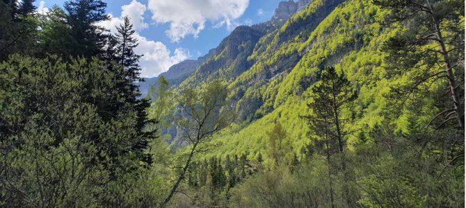Day 2 & 3: Parque Nacional Ordesa Y Monte Perdido