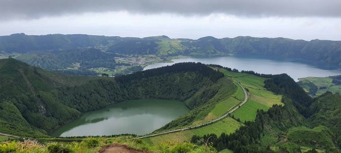 Day 29 & 30: Azores